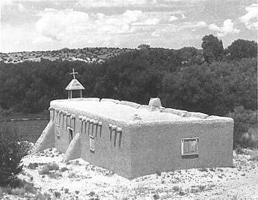 Sanctuaries Of Spanish New Mexico