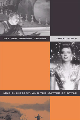 The new German cinema: music, history, and the matter of style icon