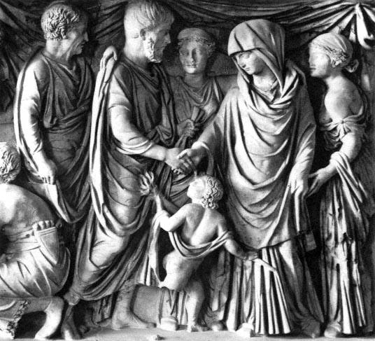 Matrimonio Romano Iustae Nuptiae : El matrimonio o iustae nuptiae derecho romano