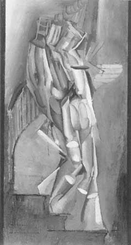 Charming Duchamp nude descending stairs matchless