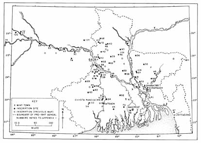 The Rise of Islam and the Bengal Frontier, 1204–1760