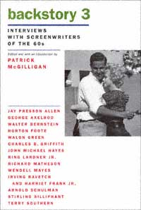 Backstory 3: interviews with screenwriters of the 1960s icon